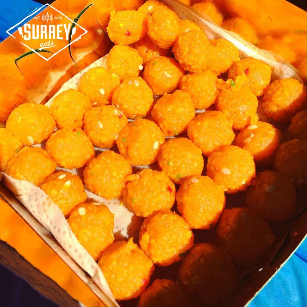 Sweet Indian treats at Surrey Vaisakhi