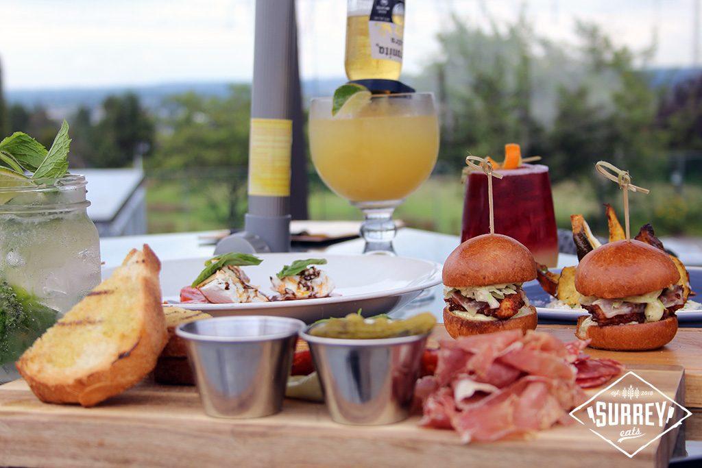 Surrey Eats Social Appetizers Clayton Public House