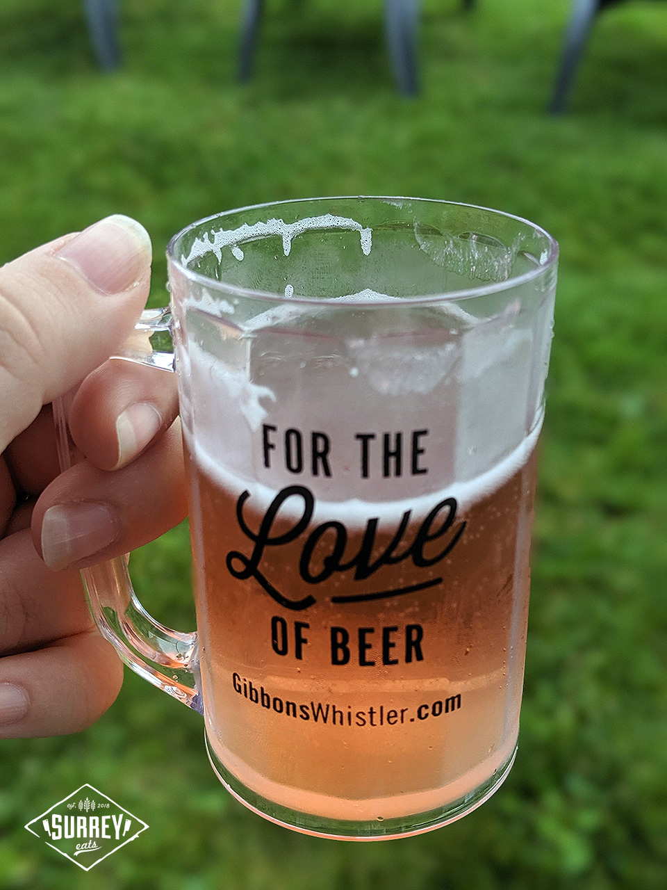 Clover Valley Beer Festival Sample