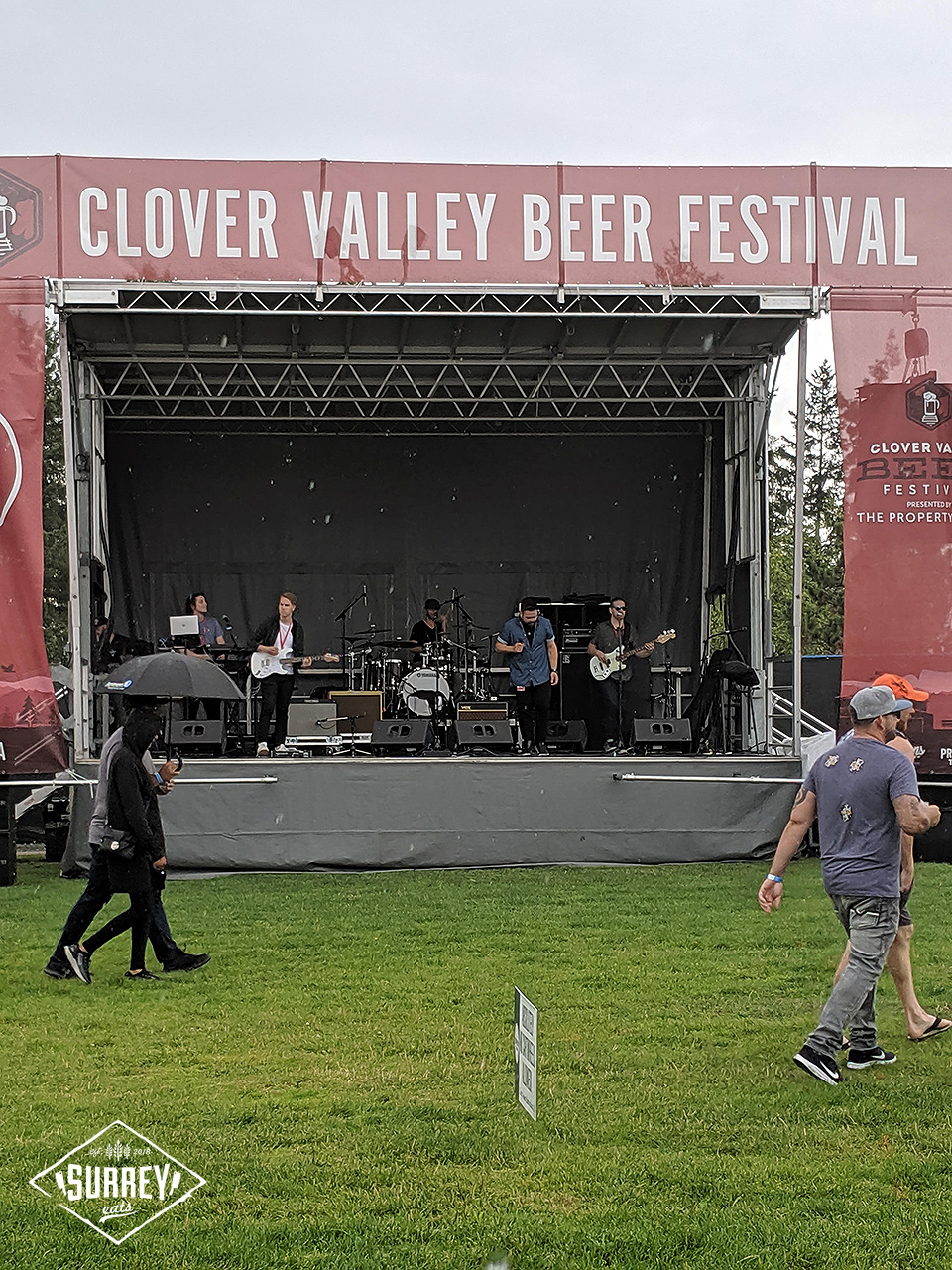 Clover Valley Beer Festival Main Stage
