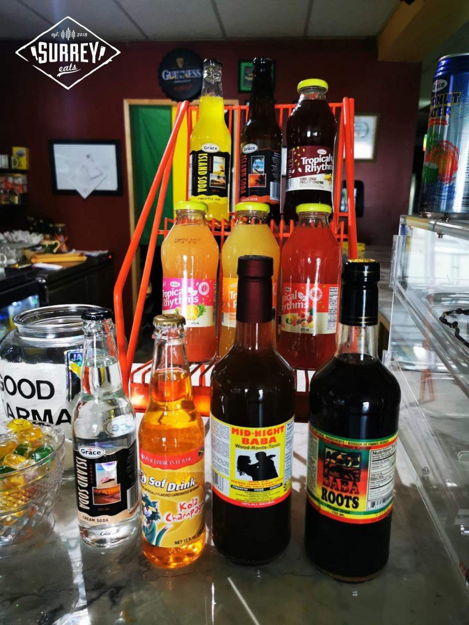 Jamaican beverages